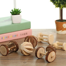 Load image into Gallery viewer, Wooden Chew Toy-My Bunny Boutique