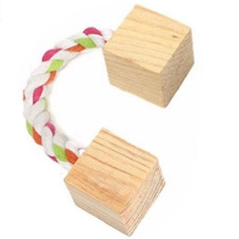 Wooden Chew Toy-My Bunny Boutique
