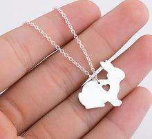 Load image into Gallery viewer, Bunny Necklace-My Bunny Boutique