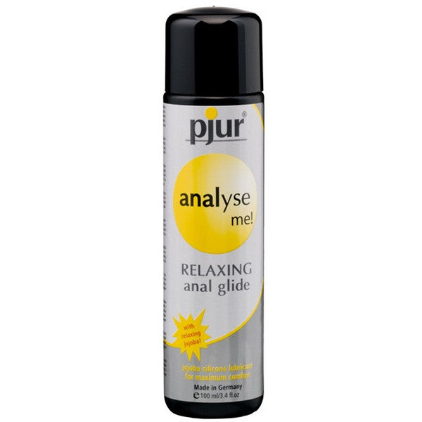 Analyse Me Relaxing Silicone Glide 100 ml Pjur 533002
