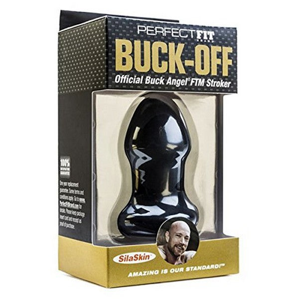 Smekningsapparat Buck Off Angel Stroker Perfect Fit BK-01B