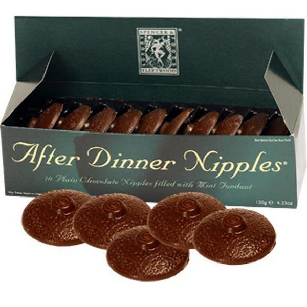 After Dinner Nipples - Chokladbröstvårtor Spencer & Fleetwood N2464