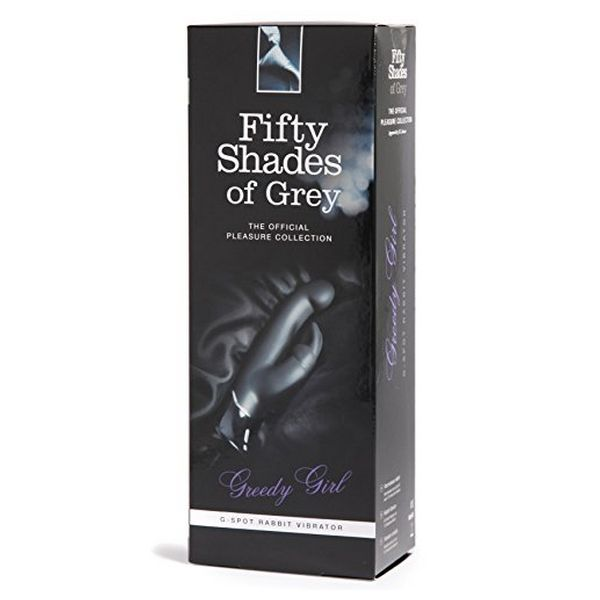 G-punkts-kaninvibrator Fifty Shades of Grey 15734