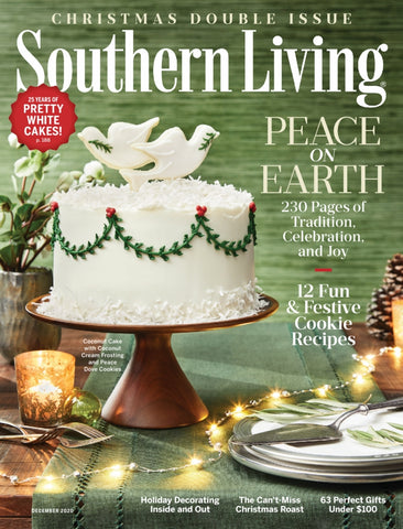 cami monet southern living magazine december christmas double issue