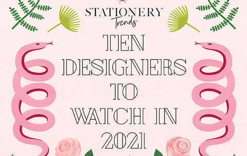 cami monet top 10 designers to watch in 2021 stationery trends magazine
