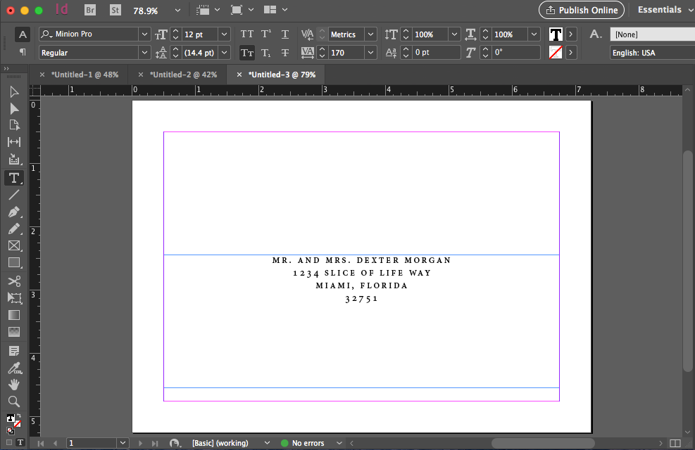 Data Merge in Adobe InDesign: How to Set Up Variable Printing for