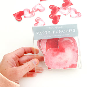 Full Hearts Party Punchies
