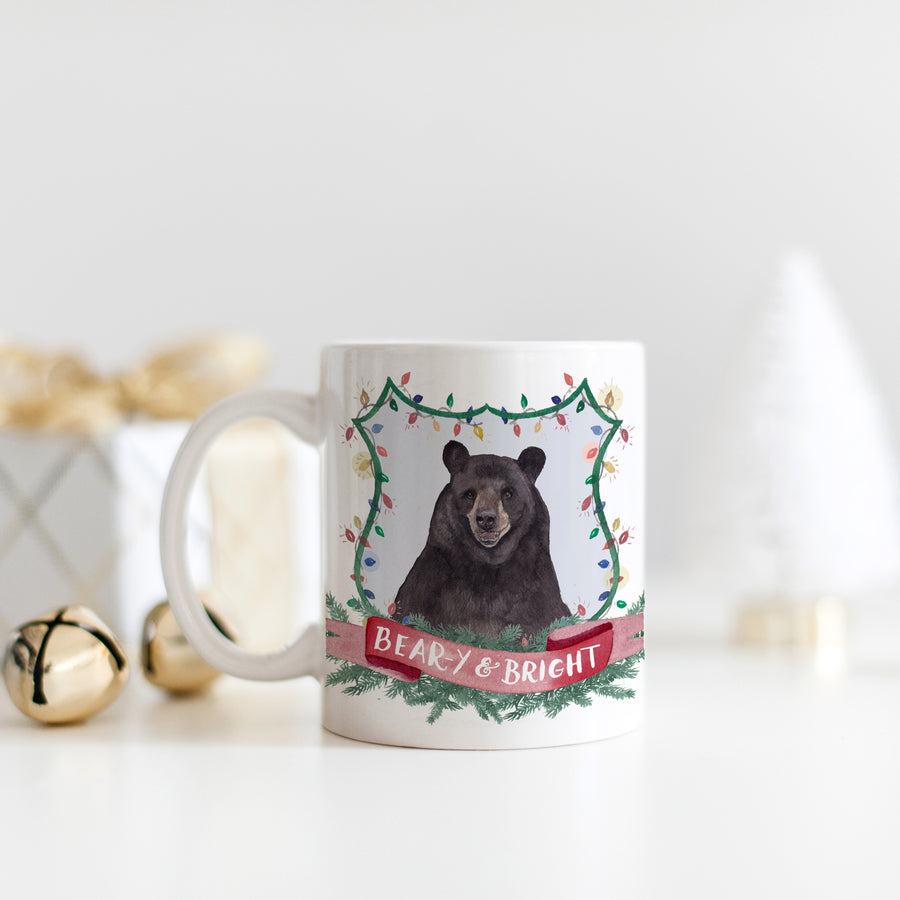 Beary and Bright Mug
