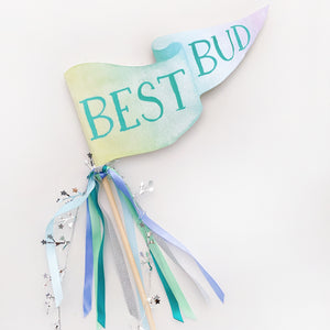 Best Bud Party Pennant