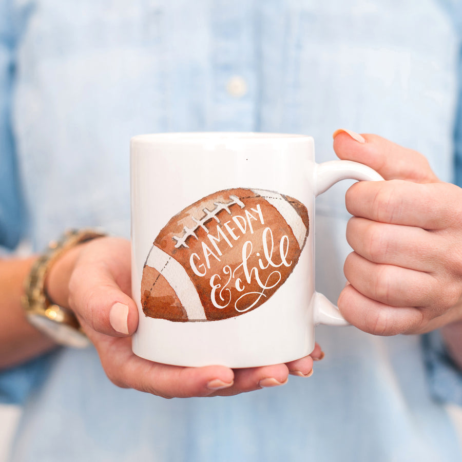 Gameday and Chill Mug