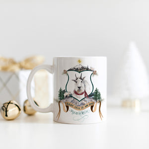 Goat Tell it on the Mountain Mug