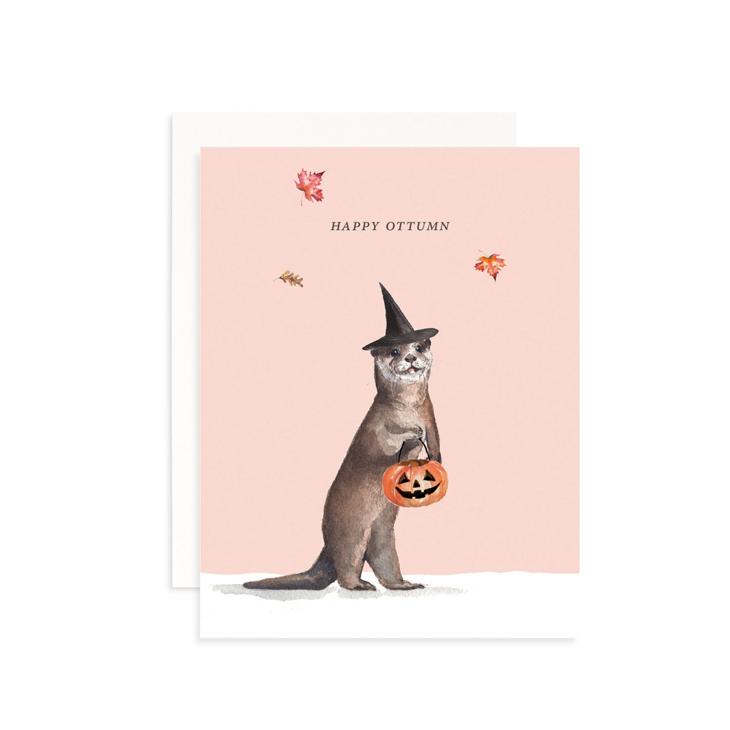 Happy Ottumn Greeting Card