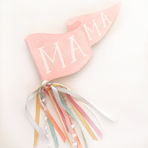Mama Party Pennant