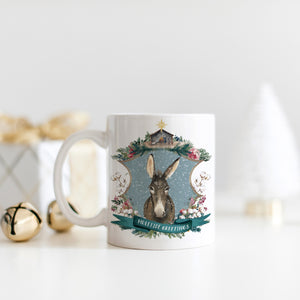 Muletide Greetings Mug