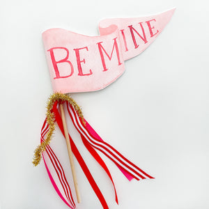 Be Mine Party Pennant