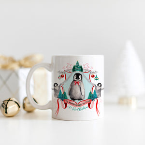 It's Penguining to Look a Lot Like Christmas Mug
