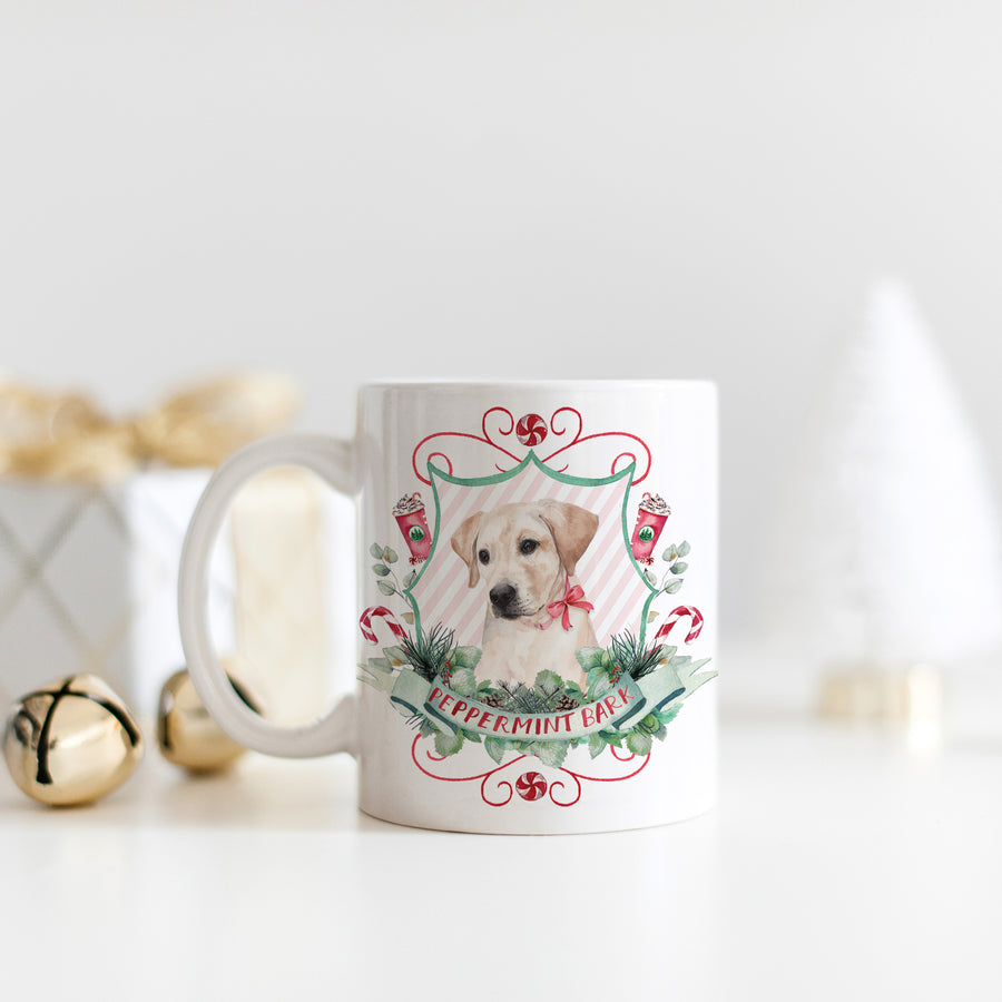 Peppermint Bark Mug