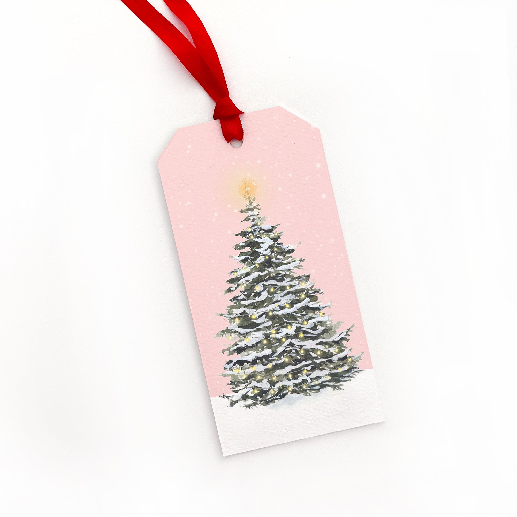 The Perfect Tree Gift Tags