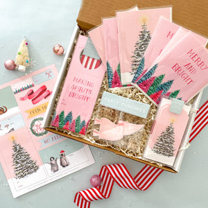 Perfectly Pink Holiday Bundle Box