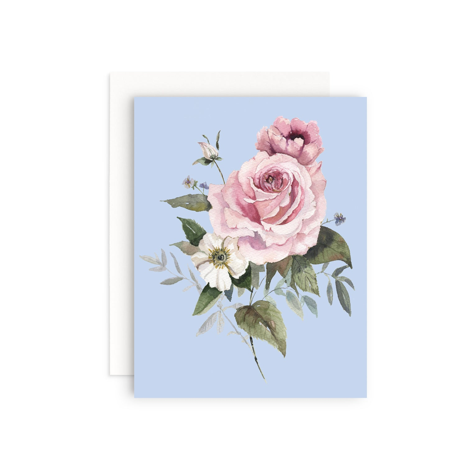 Diandra's Florals Greeting Card