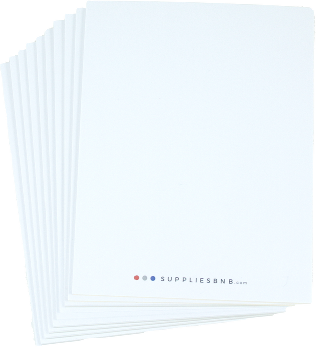 Note Pads (10 sheets/pad)