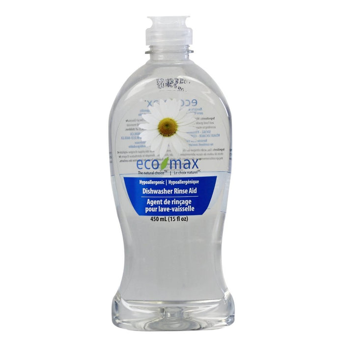 Dishwasher Rinse Aid (450 mL) - Suppliesbnb