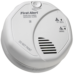 Smoke and Carbon Monoxide Detector - Suppliesbnb