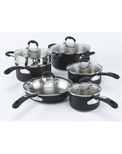 Load image into Gallery viewer, Cookware Set (11 piece) - Suppliesbnb