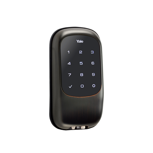 Yale Key Free Zwave Touch Screen Deadbolt - Suppliesbnb