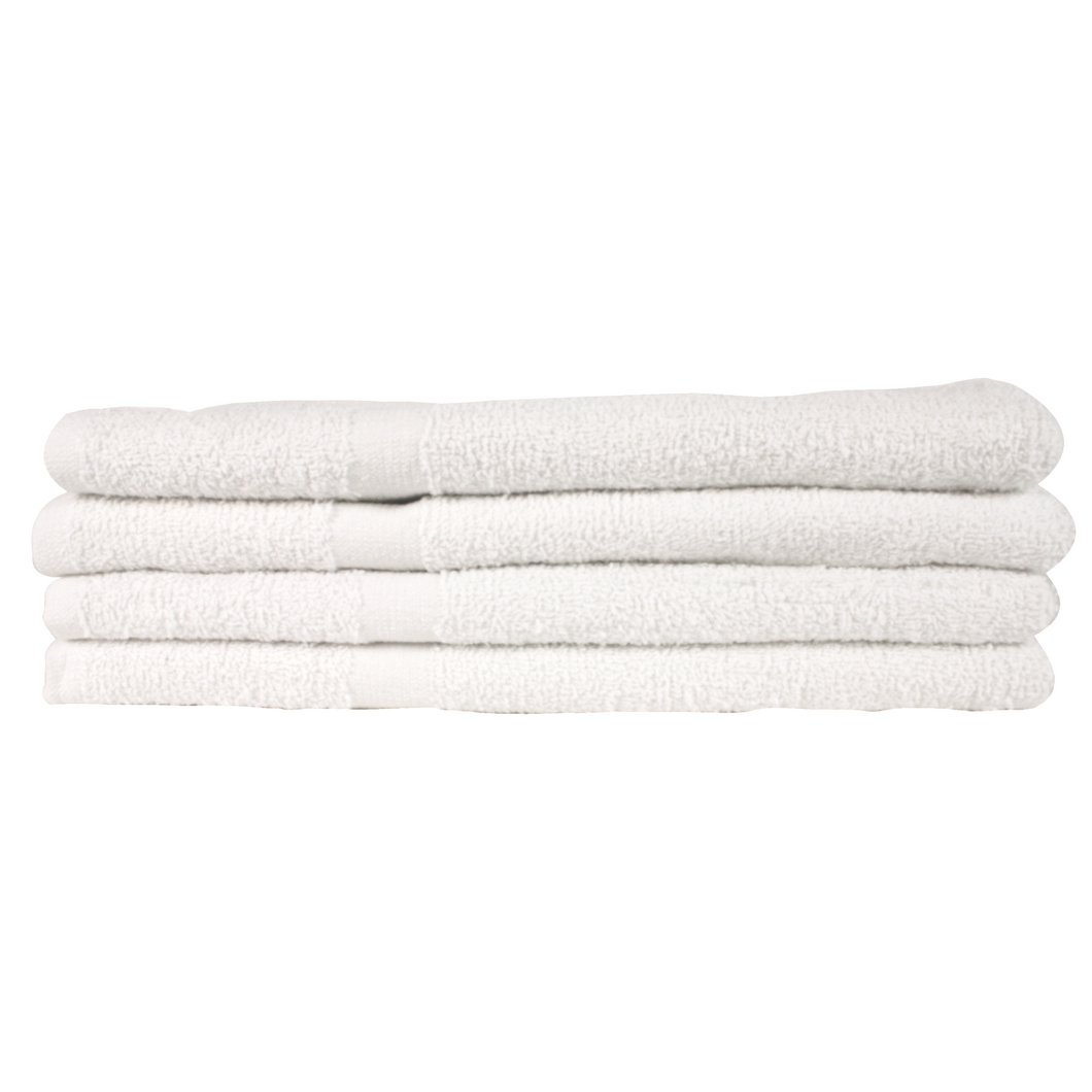 Economy Hand Towels (4 Pack) - Suppliesbnb