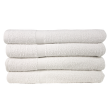 Load image into Gallery viewer, Economy Bath Towels (4 Pack) - Suppliesbnb