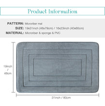 Load image into Gallery viewer, Non-slip Textured Bath Mats