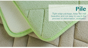 Non-slip Textured Bath Mats