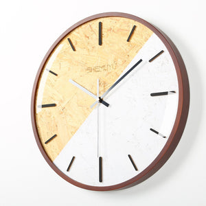 Nordic Style Wall Clock