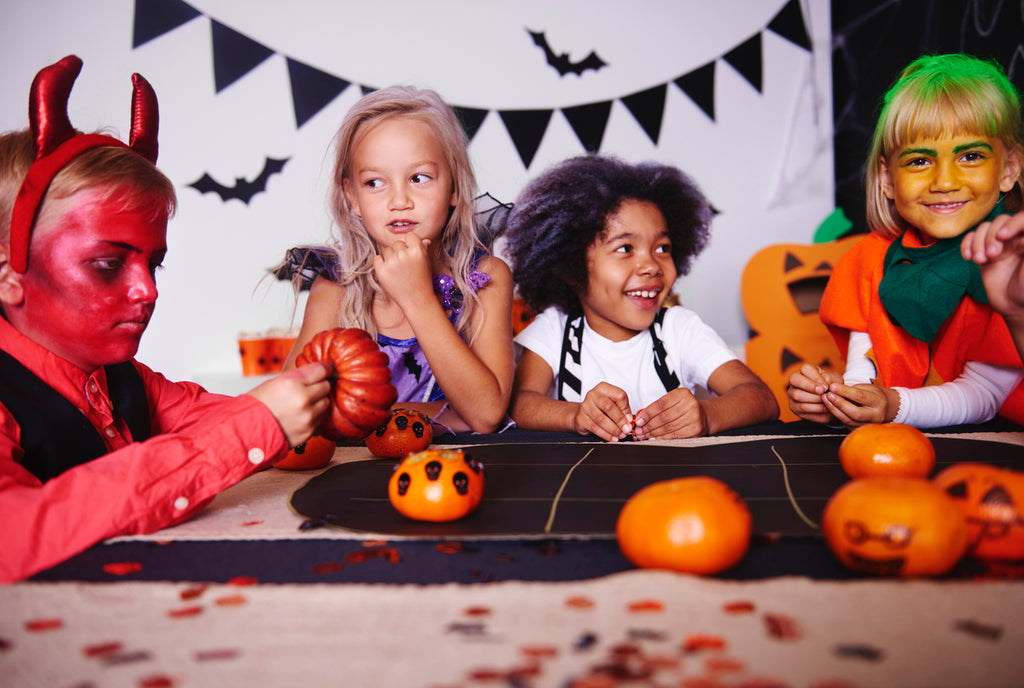 5 Ways To Make A Spooky Birthday Party!