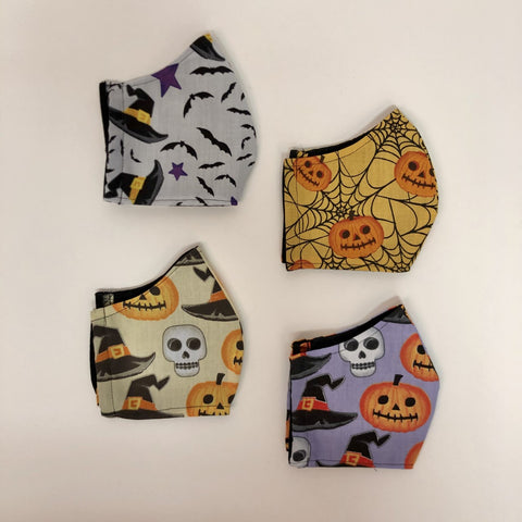 Children's Halloween Face Masks