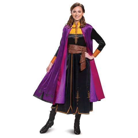 Frozen 2 Anna Deluxe Adult Costume