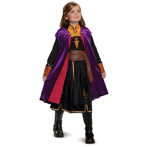 Frozen 2 Anna Deluxe Child Costume
