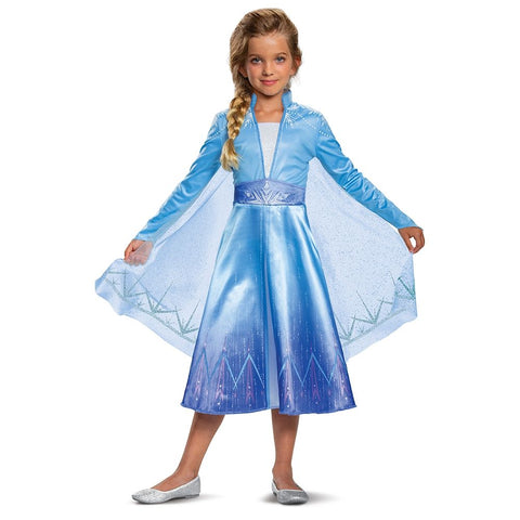 Frozen 2 Elsa Deluxe Child Costume