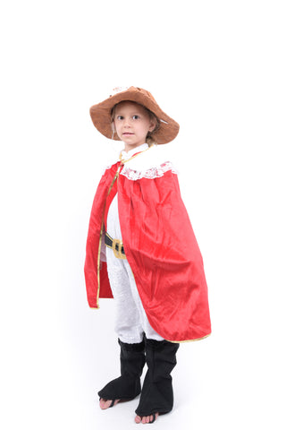 Girls Cape Costume