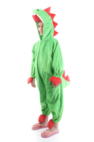 Girls Dino Costume