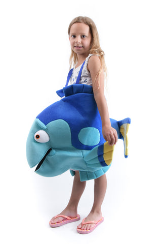 Girls Dory Costume