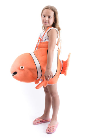 Girls Nemo Costume