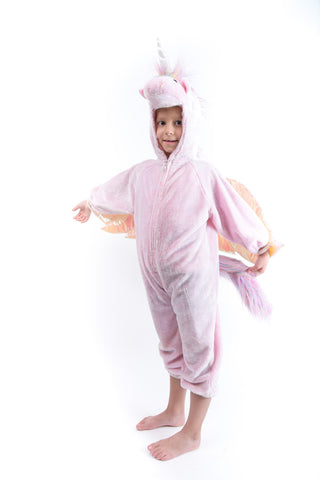 Unicorn Onesie Costume for Girls