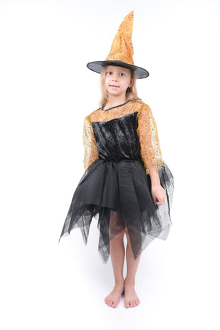 Girls Witch Costume