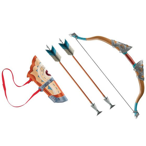 The Legend of Zelda Link Bow & Arrow with Quiver Set