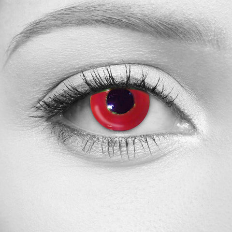 LOOX Devil Red Contacts