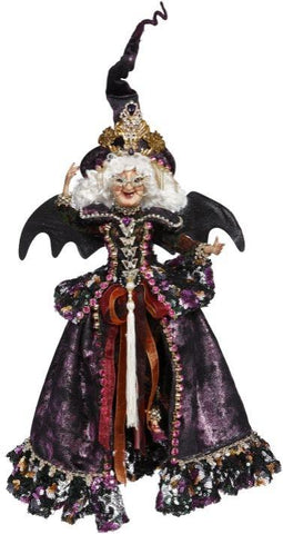 Queen of Halloween Witch Small
