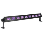 9 LED Black Light Bar