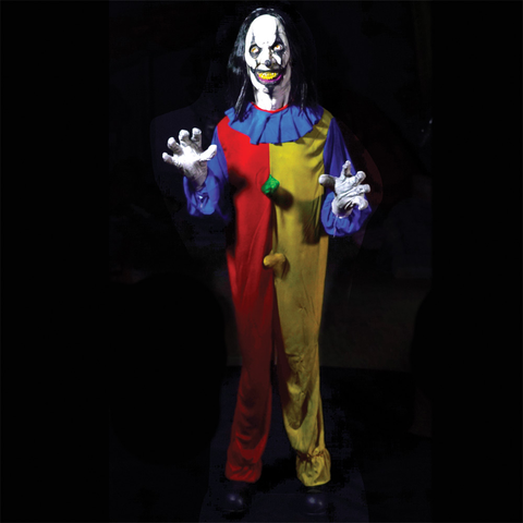 Crazy Clown Animatronic